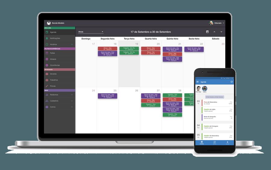 O EducareBox é a solução completa para melhorar a organização e dedicação dos alunos
